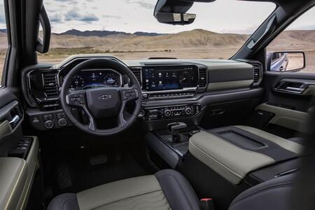 Chevrolet Silverado Zr2 2022 11
