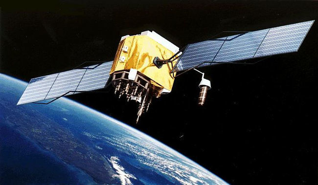 Satélite GPS NASA