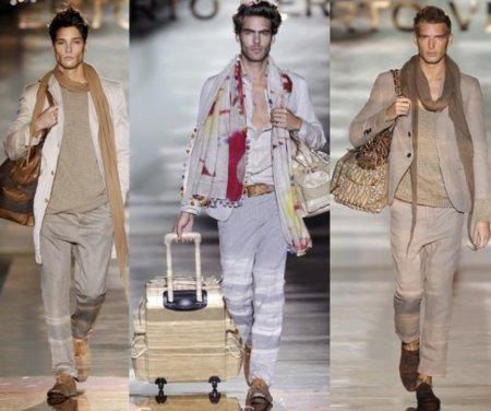 Moda para hombres: las tendencias de Cibeles al descubierto