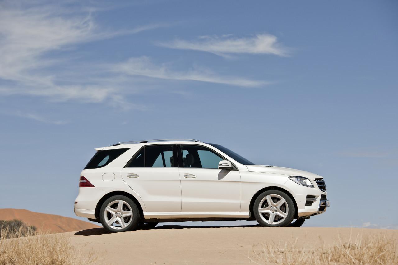 Foto de Mercedes-Benz Clase M 2012 (2/42)