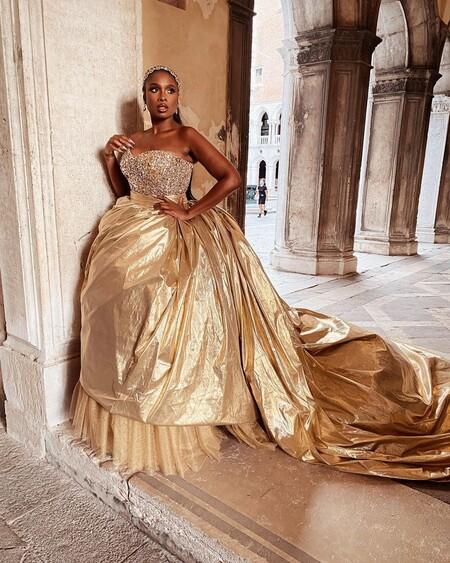 Jennifer Hudson Dolce Gabbana