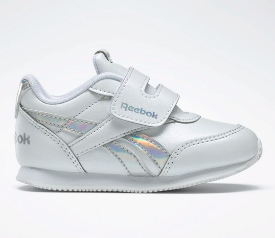 Reebok Royal Classic Jogger 2.0 White / Iridescent