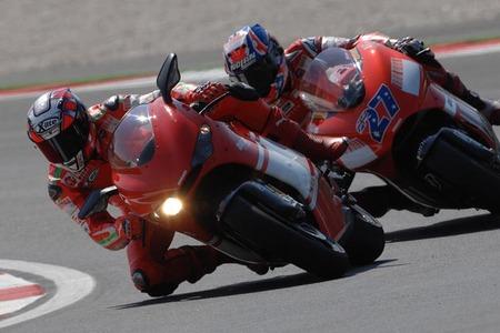 Cambio Ducati Desmosedici por Ducati 1199 Panigale ¿hace?