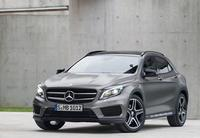 Mercedes-Benz GLA: Querida, agrandé al Clase A