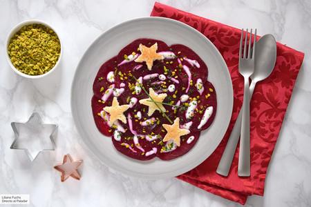 17 aperitivos y entrantes vegetarianos para las comidas de Navidad