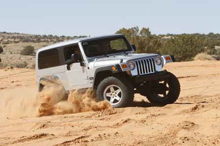 Jeep Wrangler TJ diesel