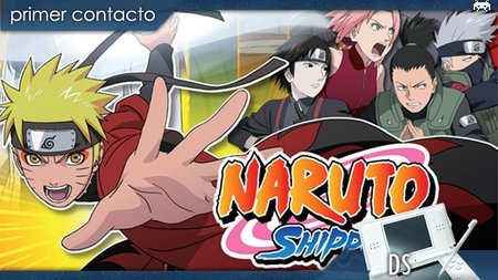 'Naruto Shippuden 3D. The new era'. Primer contacto