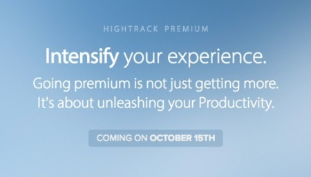 Hightrack estrena sus cuentas premium