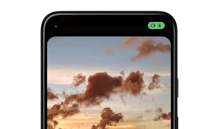 Android 12 Privacy Camera Indicator