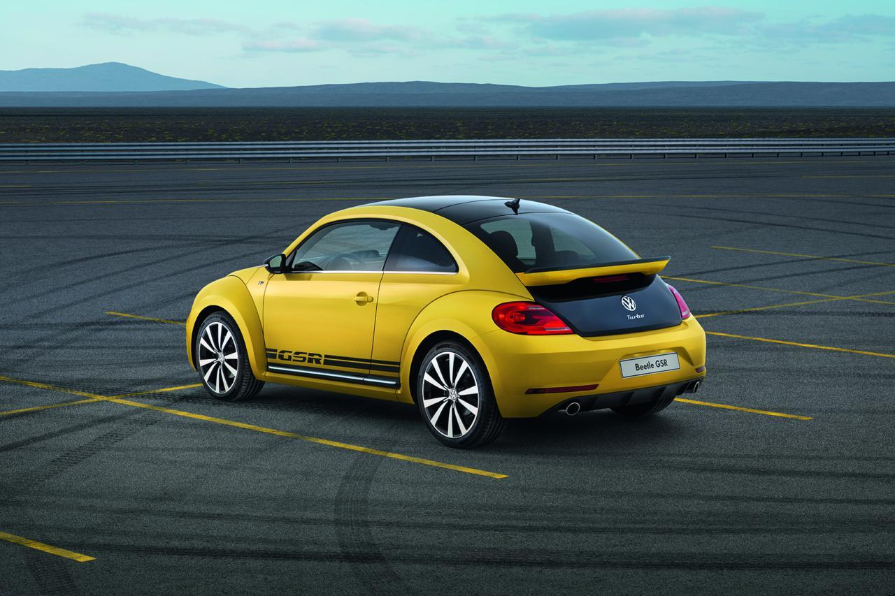 Foto de Volkswagen Beetle GSR (9/14)