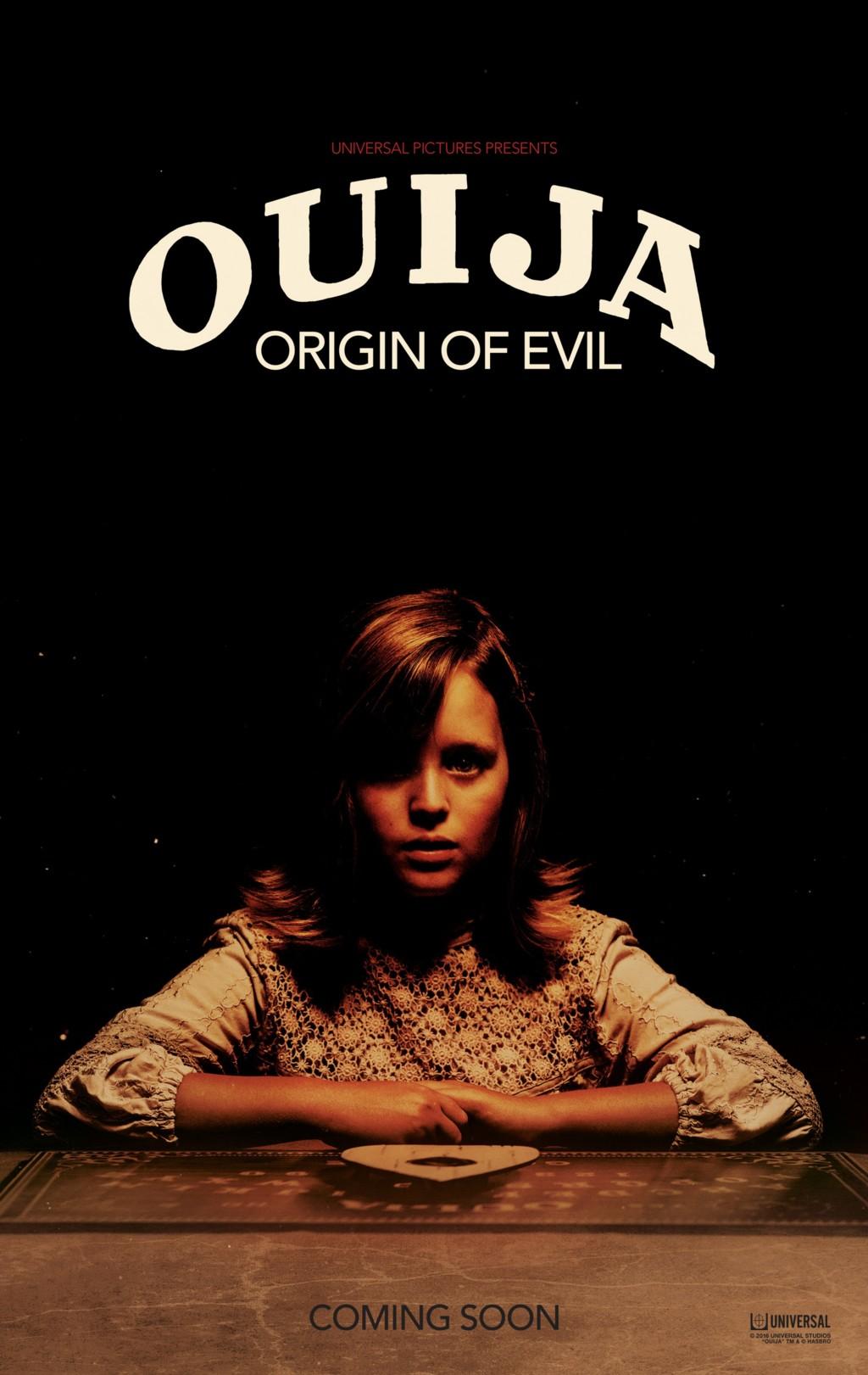 Cartel Ouija El Origen Del Mal
