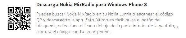 Descarga Nokia MixRadio
