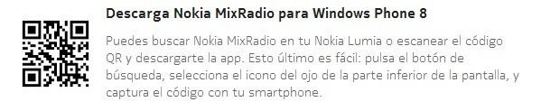 Descarga Nokia MixRadio