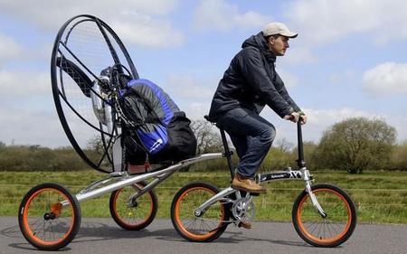 Tecnología del transporte: Paravelo, la bicicleta de ET