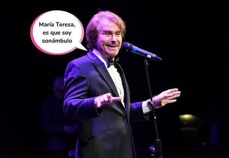 Una colaboradora de 'Sálvame' desvela que Edmundo Arrocet le enviaba canciones románticas de madrugada mientras estaba con María Teresa Campos