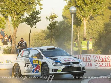 Rally Catalunya 2014: Andreas Mikkelsen es el primer líder