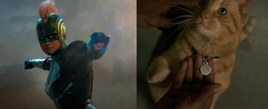 Las claves del nuevo tráiler de 'Capitana Marvel': la forma binaria, el
