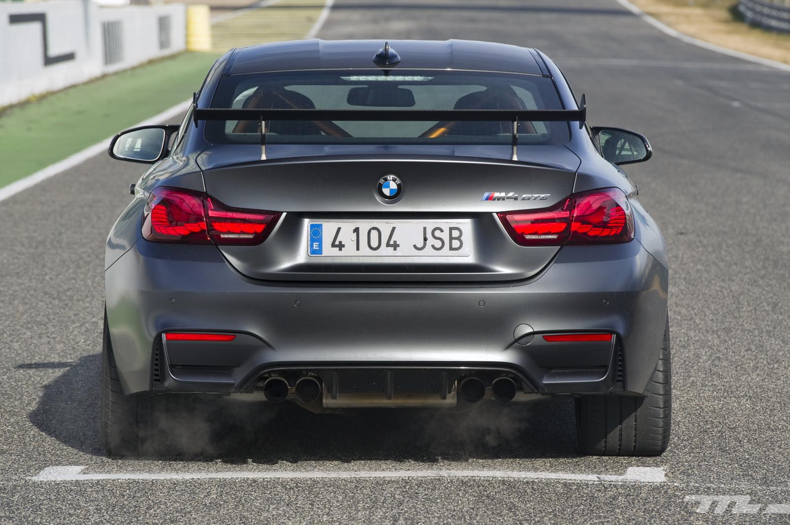 Foto de BMW M4 GTS (Prueba) (26/38)