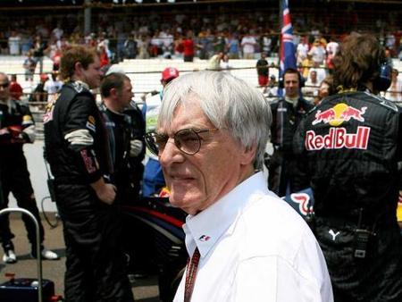 Bernie Ecclestone: A la F1 le falta una mujer negra, judía y que gane carreras