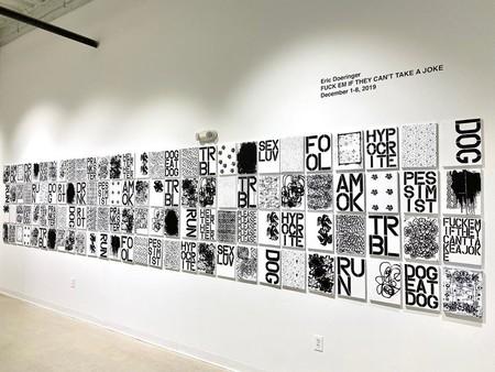 Las falsificaciones de Eric Doeringer llegan a las galerías de arte (aunque sus precios quedan aún muy lejos de los originales)