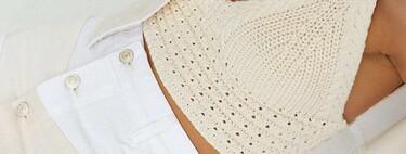 Siete faldas vaqueras de Stradivarius y tres ideas para llevarlas este verano siguiendo las tendencias