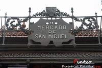 De tapas en el Mercado de San Miguel