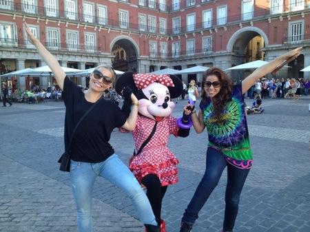 Soraya Arnelas y Pastora Soler, amigas y residentes en Madrid... ¿qué estarán tramando?