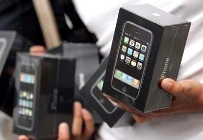 iPhone con O2 en el Reino Unido