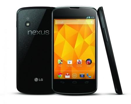 LG Nexus 4, ya está aquí