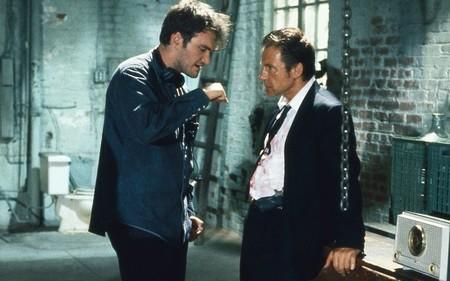 Quentin Tarantino Harvey Keitel