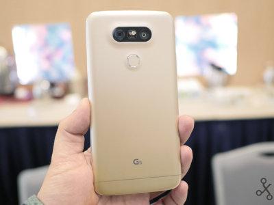 LG G5: apuesta total de futuro por el teléfono modular