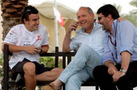 ¡McLaren podría haber ofrecido un año de contrato a Fernando Alonso!