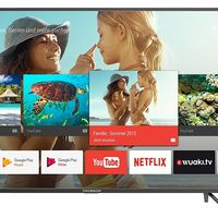 Outlet Days: Smart TV 4K de 49 pulgadas Thomson 49UC6406, con Android TV, por 449 euros