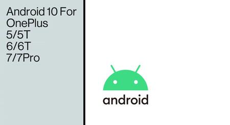 OnePlus publica el calendario de actualización de Android 10