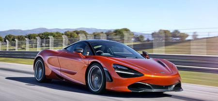 ¿Un McLaren para cuatro pasajeros? ¡Sí, por favor!