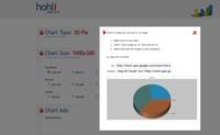 Charts Builder, generador de gráficas basado en Google Chart API