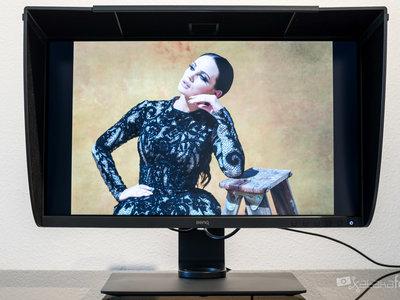 """Monitor fotográfico BenQ SW271 de 27"""": gran precisión de color a precio competitivo"""
