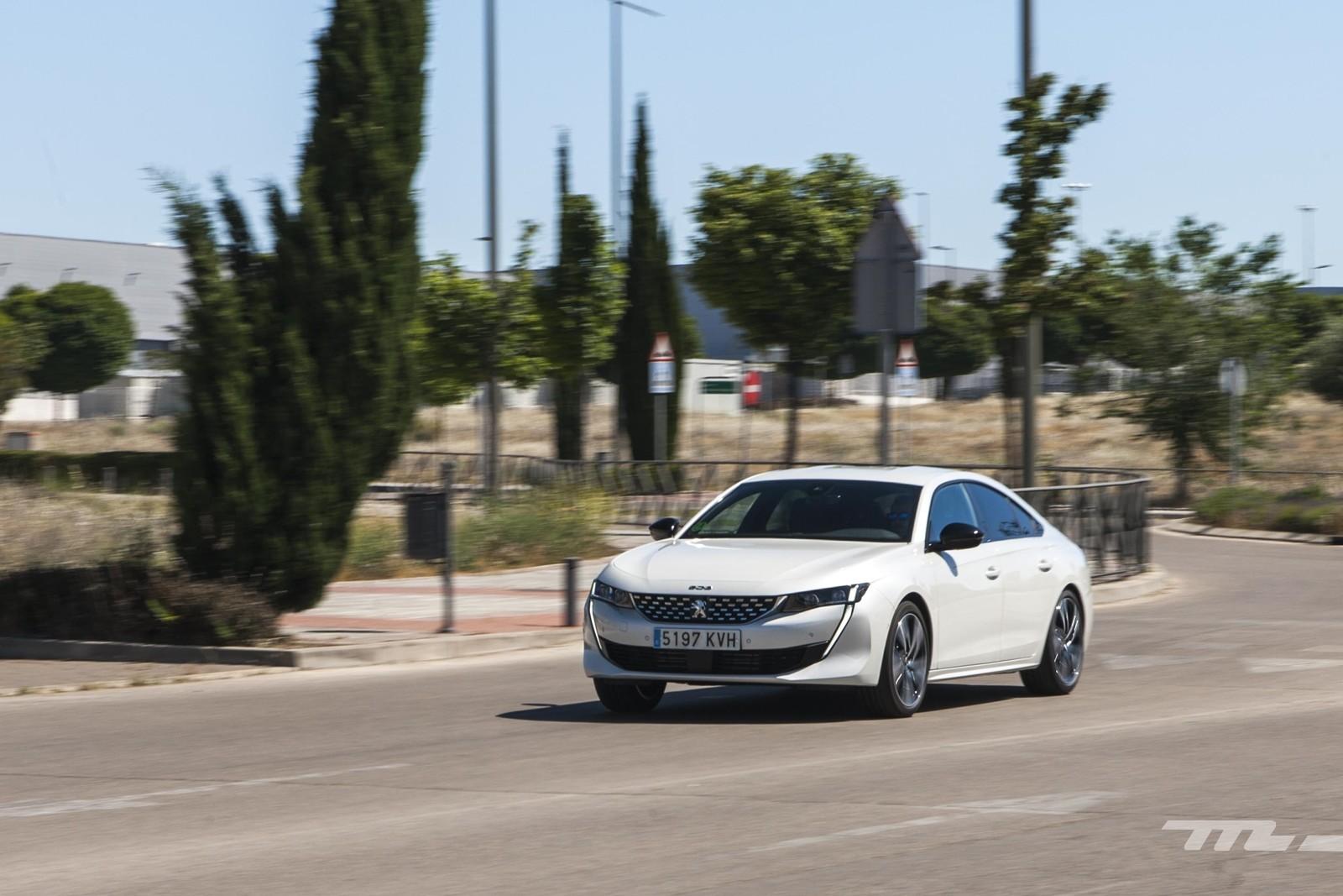 Foto de Peugeot 508 2019, prueba (18/37)