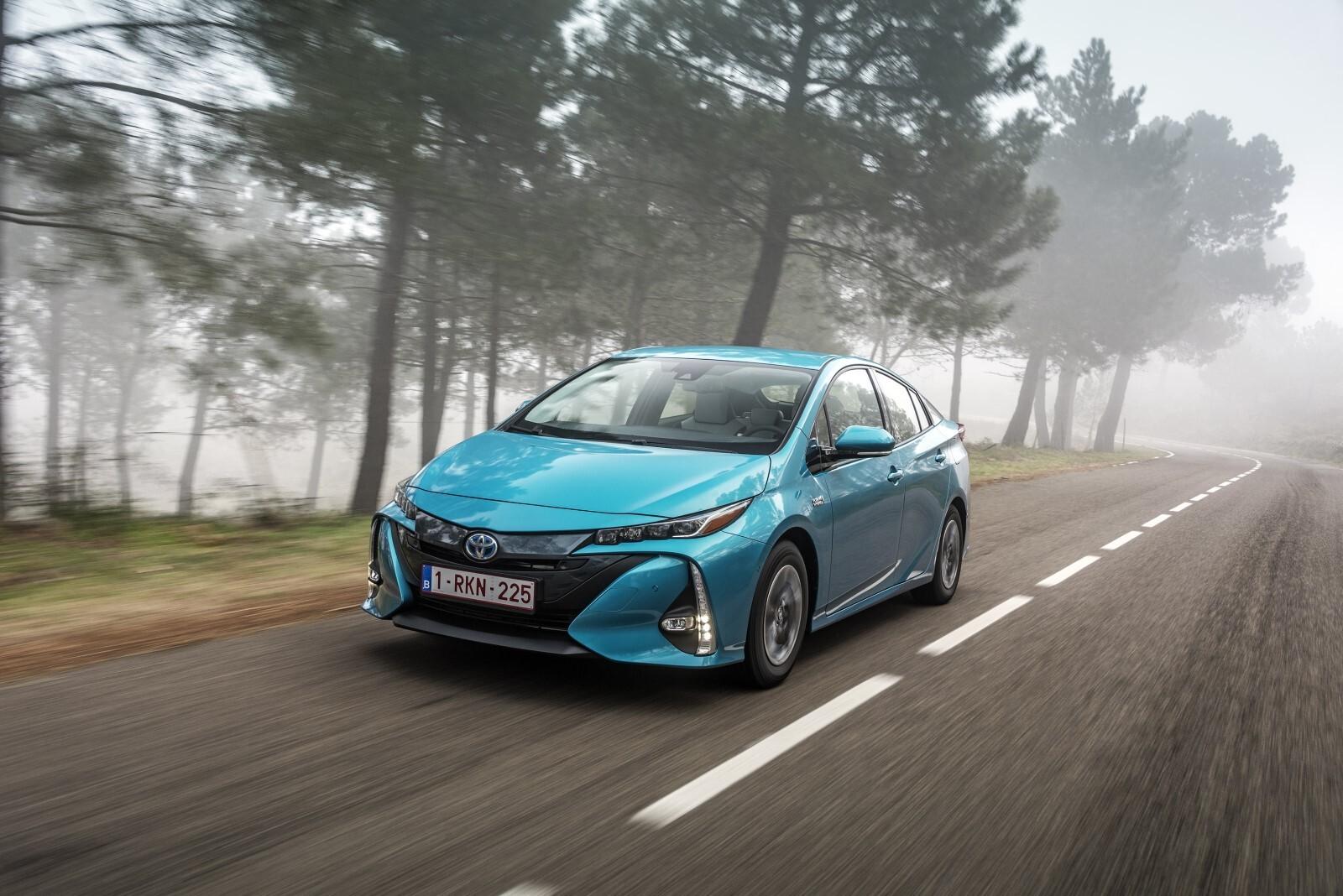 Foto de Toyota Prius Plug-In 2020 (1/14)