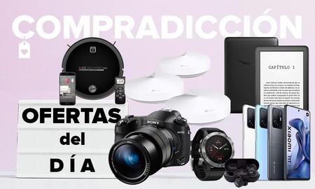 Ofertas del día en Amazon: smartphones Xiaomi, cámaras Sony, kits de WiFi en malla TP-Link o cuidado personal Braun a precios rebajados