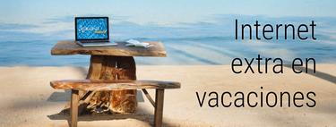 Cómo seguir conectado a internet con el móvil o fibra estas vacaciones: mejores opciones y precios