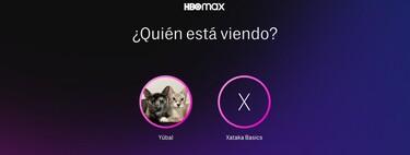 Cómo crear y editar perfiles en HBO Max