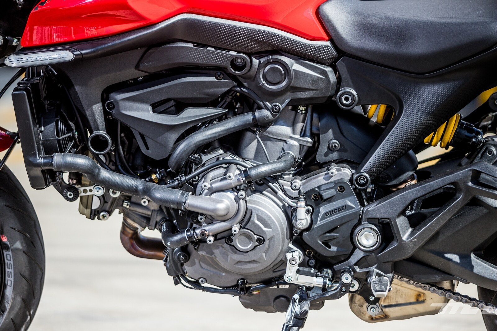 Foto de Ducati Monster 2021, prueba (4/38)