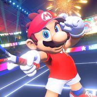 Los suscriptores de Nintendo Switch Online podrán jugar gratis a Mario Tennis Aces durante unos días