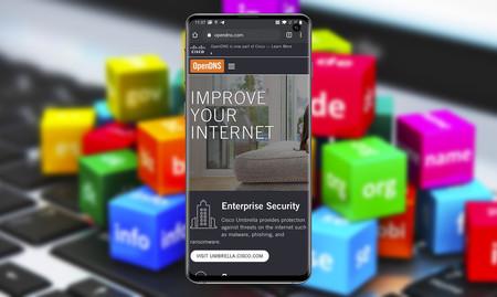 DNS en Android: qué es y cómo cambiarlo desde tu móvil