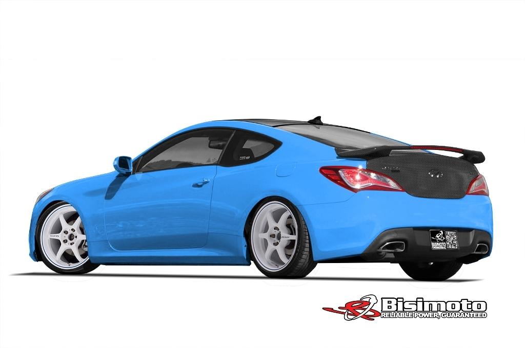 Foto de Hyundai Genesis Coupé Bisimoto (3/18)