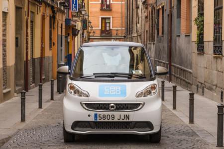 63.000 conductores ya prefieren car2go a los taxis de Madrid