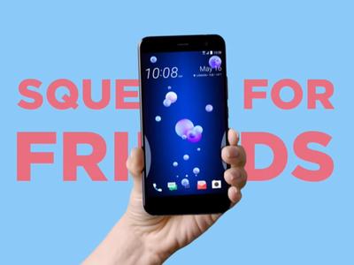 HTC quiere que estrujes más tu U11: nuevas funciones para Edge Sense vienen de camino