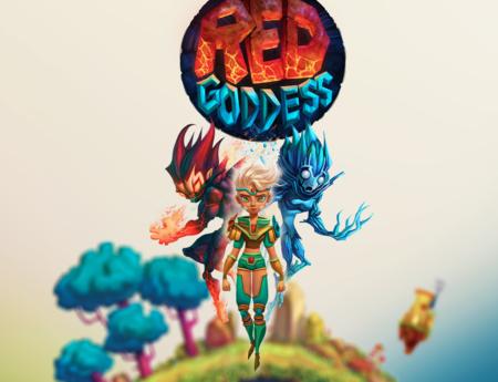 Red Goddess: Inner World, el primer juego español para PS4 desarrollado con Unreal Engine 4 ya tiene fecha de salida