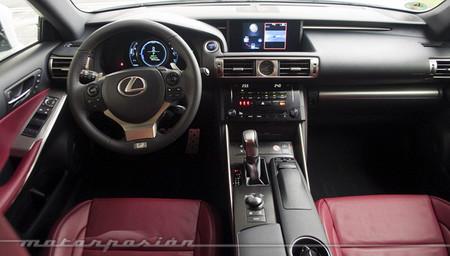 Lexus IS 2013, presentación y prueba en Viena (parte 1)
